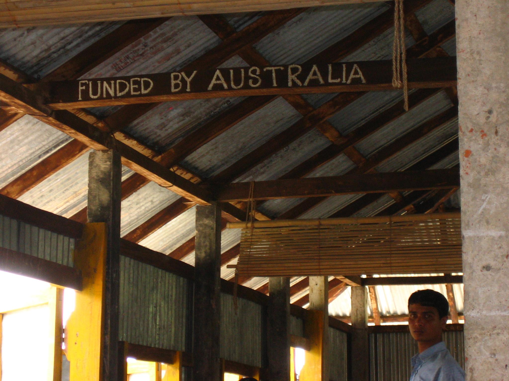 bhola island donation